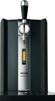 Philips HD3620/25 Perfect Draft Bierzapfanlage